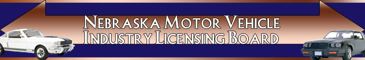 Nebraska Motor Vehicle Industry Licensing Board